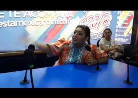 """La India Yuridia en entrevista con La Güera y El Callado """"El Chou"""""""