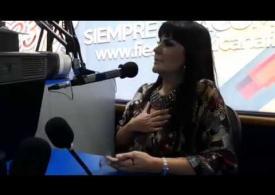 Alejandra Avalos en entrevista con El Negrito y Pedro Pablo en Al Aire