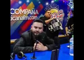"""Claudio Alcaraz en las """"Noches de Fiesta Mexicana 92.3"""""""
