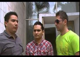 Entrevista a Hector Flores y Rene Nuño 'la Rana'