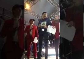 Banda Los Recoditos en La Gran Posada de Fiesta Mexicana 2017